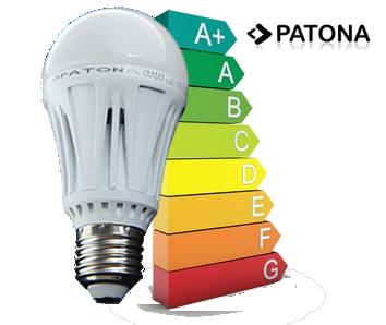 Energieeffizienzklasse LED Leuchtmittel